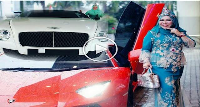 Kaya Melampau, Datuk Vida Tunjuk Koleksi Kereta Mewah Bernilai RM4 Juta