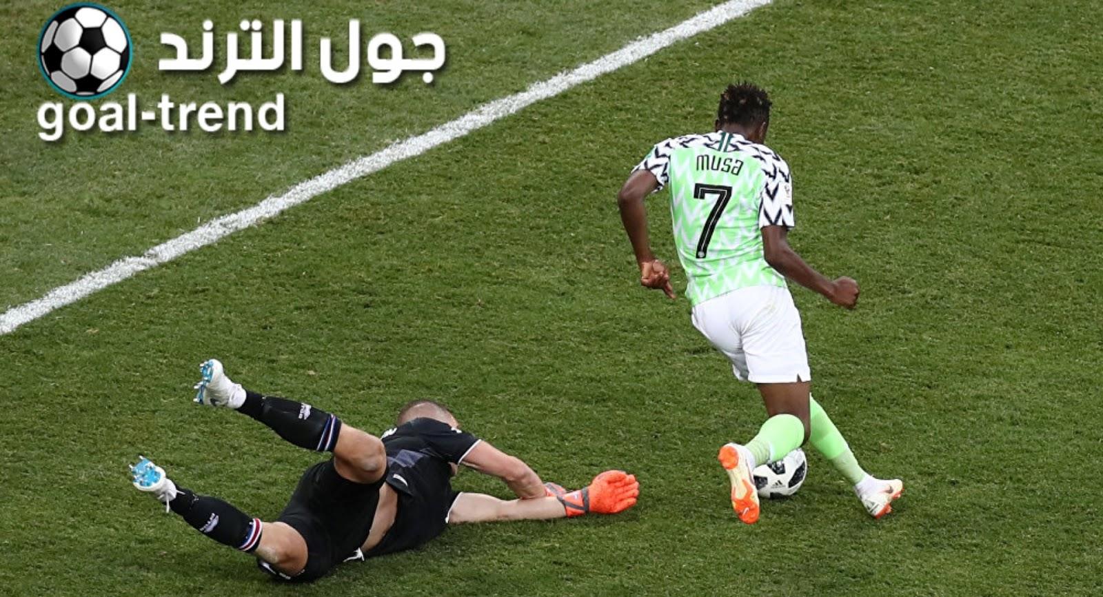 نتيجة مواجهة نيجيريا وبوروندي في كأس امم افريقيا
