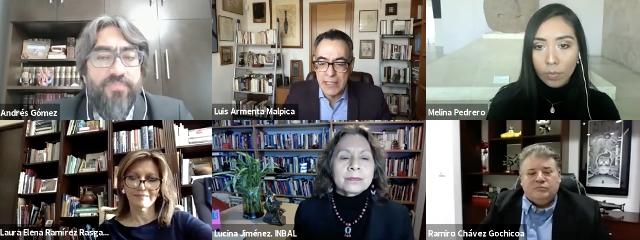 Luis Armenta Malpica recibe el Premio Iberoamericano Bellas Artes de Poesía Carlos Pellicer para Obra Publicada 2020