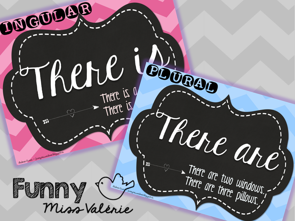 http://www.teacherspayteachers.com/Product/There-is-There-are-Posters-1247707