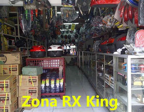 Tentang Jual Variasi Motor RX King