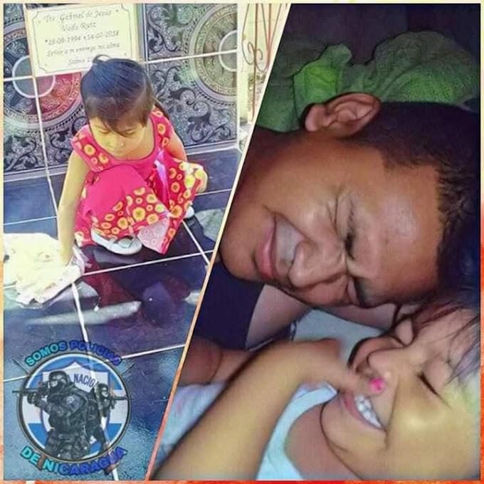 Nicaragua: GABRIEL DE JESÚS VADO, tu nombre nunca será olvidado