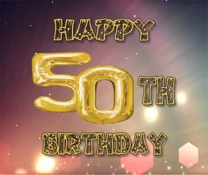 Inspirational 50th Birthday Quotes