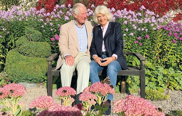 The Prince of Wales and the Duchess of Cornwall will spend Christmas Day at Highgrove House. The garden at Birkhall in Scotland