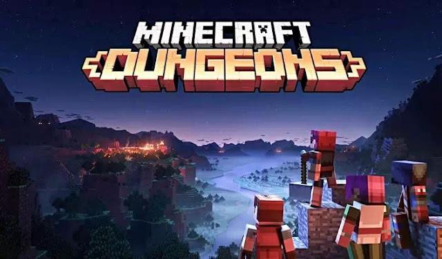 Cara mengalahkan Endermen di Minecraft Dungeons