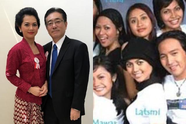 Jarang Muncul di TV, Artis Indonesia Ini Kini Hidup Tajir Melintir setelah Dinikahi Diplomat Jepang!