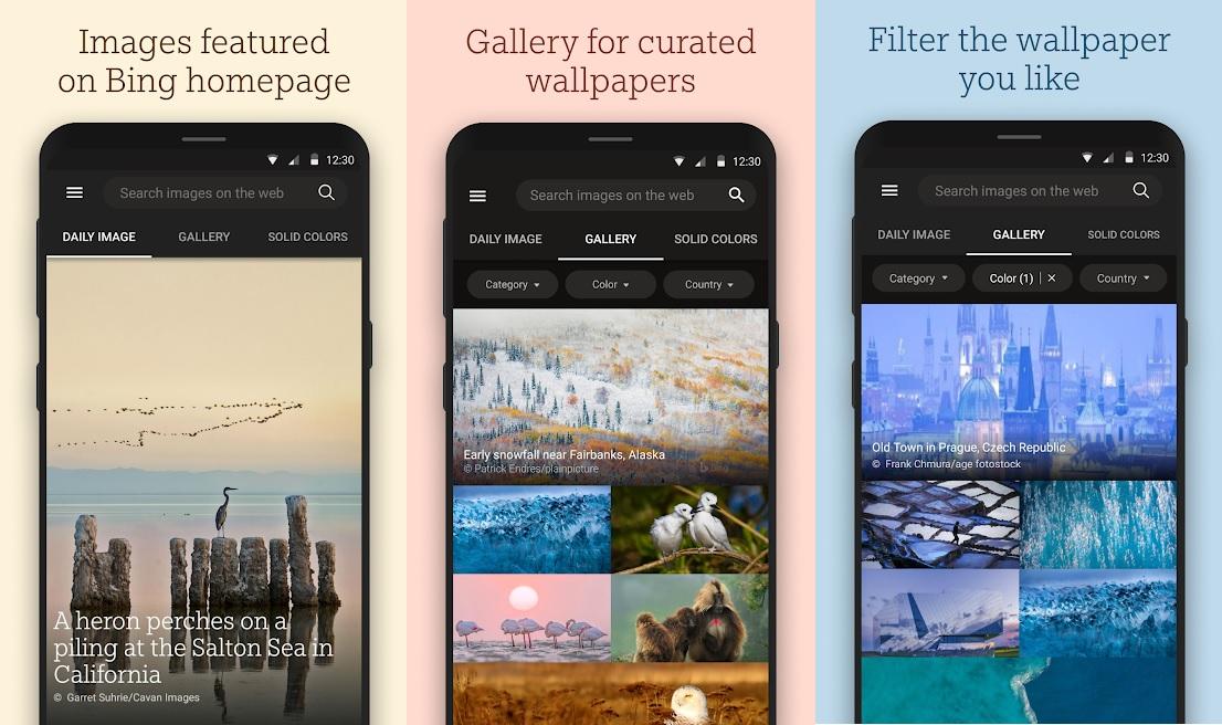 [Gli sfondi degli ultimi 10 anni] Download Bing Wallpapers per Android