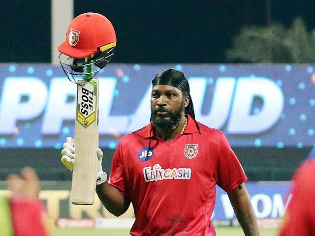 'No respect':Gayle slams WI legend who questioned his selection