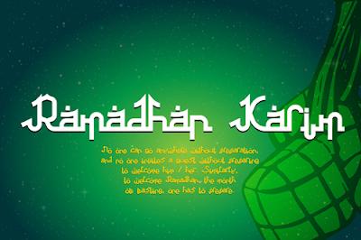 Download-font-lebaran
