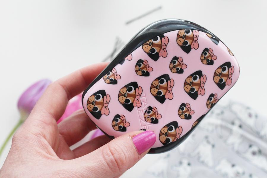 Tangle Teezer Pug Love Compact Styler