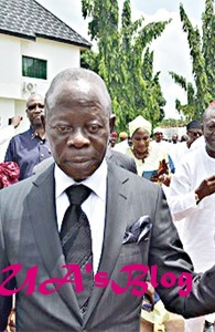 APC NWC finally reacts to calls for Oshiomhole's resignation
