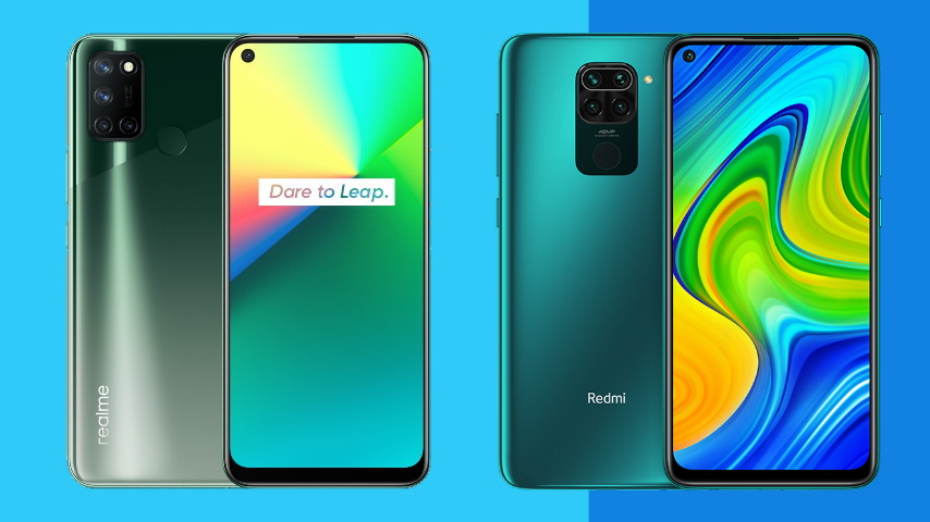 menjadi salah satu smartphone yang memiliki spesifikasi menarik dengan harga  Perbandingan Realme 7i vs Redmi Note 9, Bagus Mana?