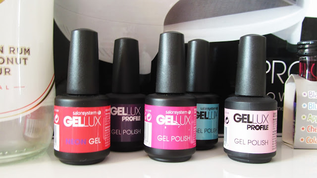 gellux polishes