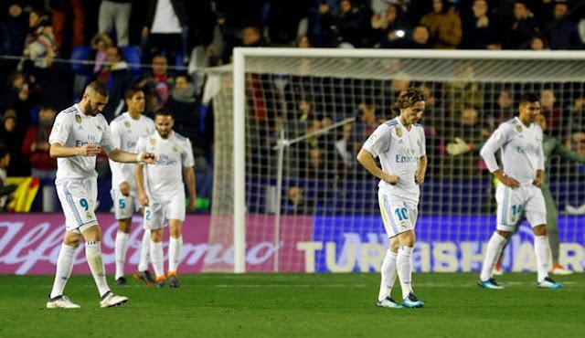 Trước vòng 23 La Liga: Real sợ thảm họa, Ronaldo mất đặc quyền 1