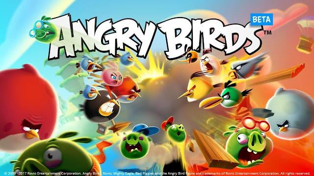 تحميل لعبة الطيور الغاضبة 2019 للكمبيوتر والموبايل الاندرويد والايفون download angry birds free