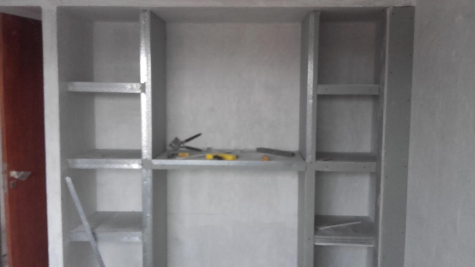Attend Construcciones En Seco # Muebles Durlock Paso A Paso