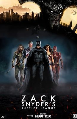 Zack Snyder's Justice League (2021) [English 5.1ch] 1080p HDRip ESub x265 HEVC 3Gb