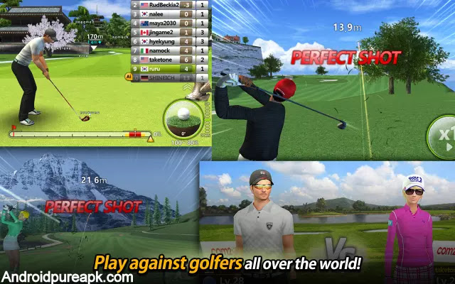 Golf Star Apk