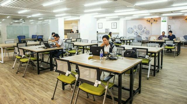 Banyaknya Manfaat yang Didapat Ketika Bekerja di Sebuah Coworking Space