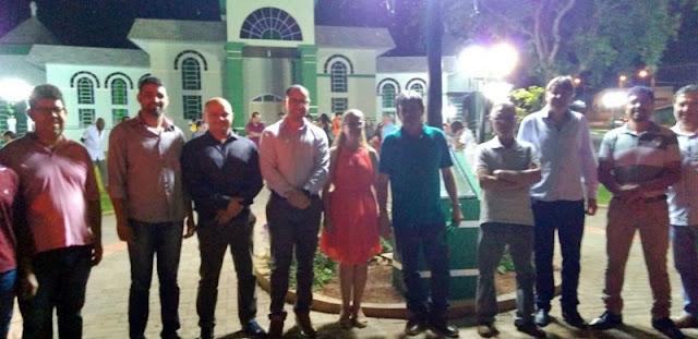 Iretama: Prefeitura inaugura obra no Distrito Águas de Jurema