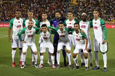 مشاهدة مباراة الرجاء وريال بيتيس بث مباشر اليوم 4-8-2019 في مباراة ودية