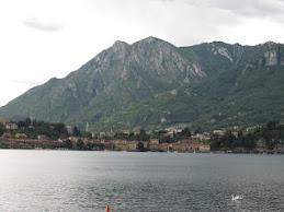 Lecco sits alongside the beautiful Lago di Lecco, the eastern fork of Lake Como