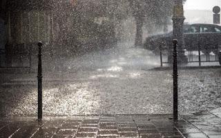 Στα δυτικά πρόσκαιρες τοπικές βροχές