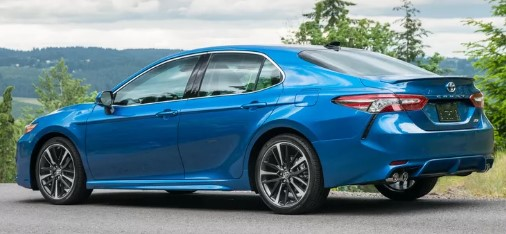 2021 Toyota Camry XSE V6 Review & Test Drive
