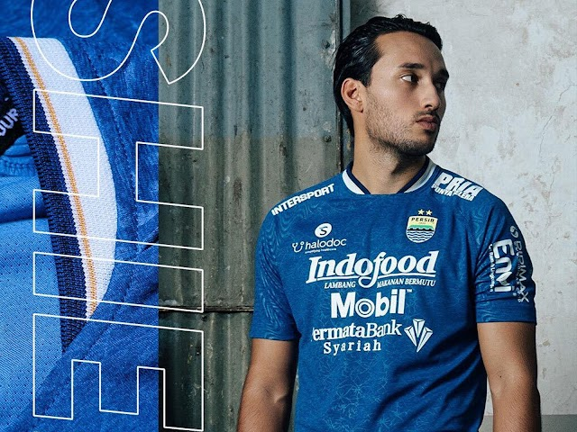 Ini Corak dan Filosofi Jersey Persib Bandung Musim Ini di BRI Liga 1 2021/2022