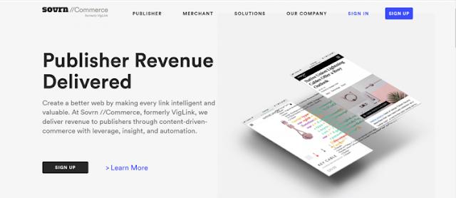 sovrn commerce alternative to google adsense for bloggers 2021