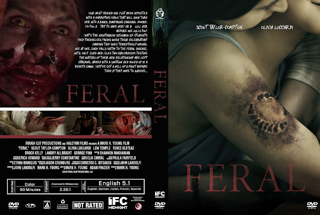 Feral DVD Cover