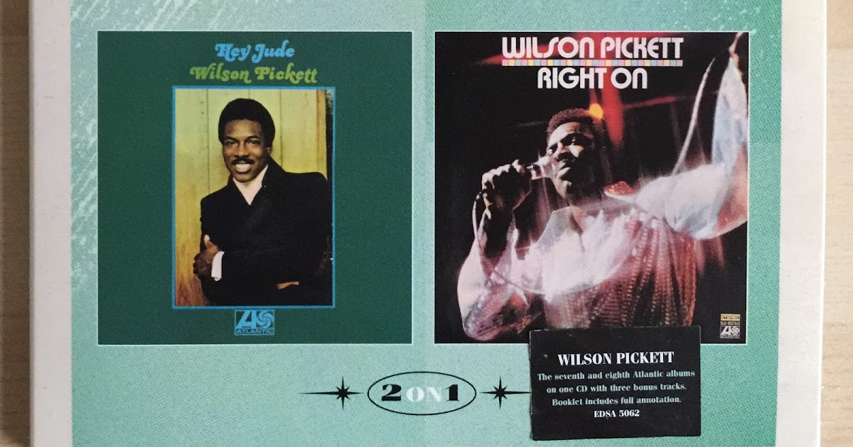 Wilson Pickett Funky Situation Shes So Tight
