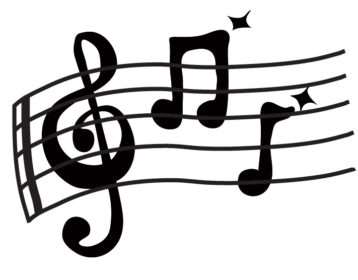 music notes clipart clip note song sing whiting contributed roger artwork