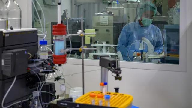 Bio Farma Siap Terima Bibit Vaksin Merah Putih dari Eijkman
