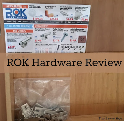 ROK Hardware offers a huge selection of hardware at low prices and great customer service.