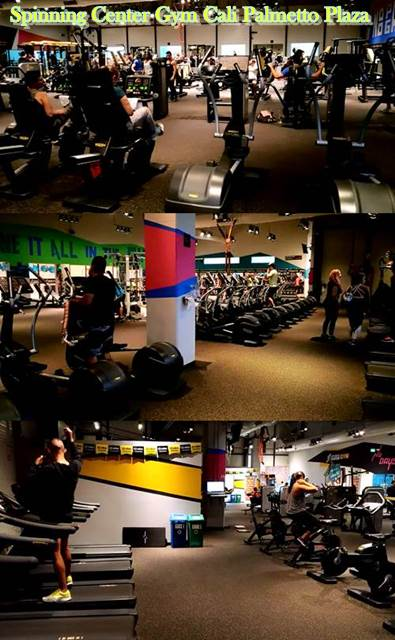 Spinning Center Gym cali Palmetto Plaza