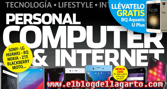 Personal Computer & Internet Abril 2017 PDF banner