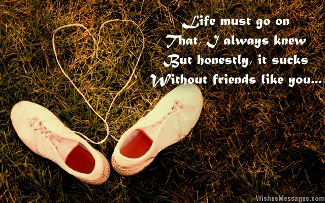 20 Miss You Friend Quotes Sweet Love Messages
