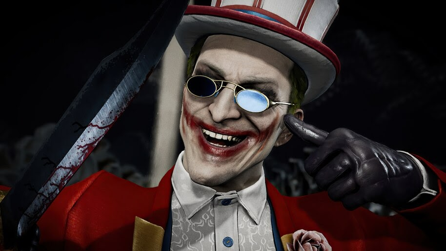 Joker, Mortal Kombat 11, 4K, #7.1309