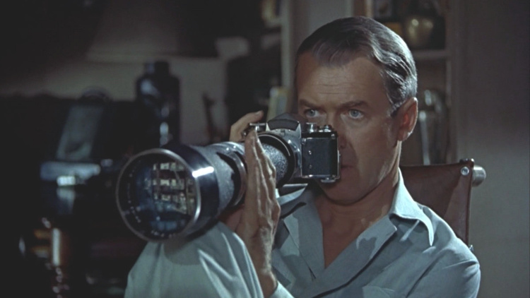 A Vintage Nerd, Vintage Blog, Retro Lifestyle Blog, Classic Film to be Thankful for, To Sir with Love, Rear Window