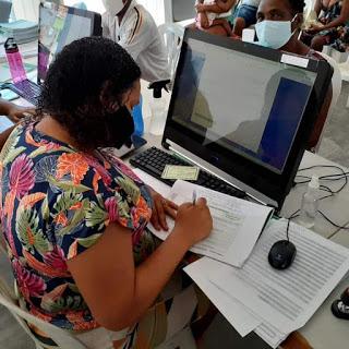 Prefeitura de Goiana realiza Cadastro Único de famílias quilombolas de São Lourenço