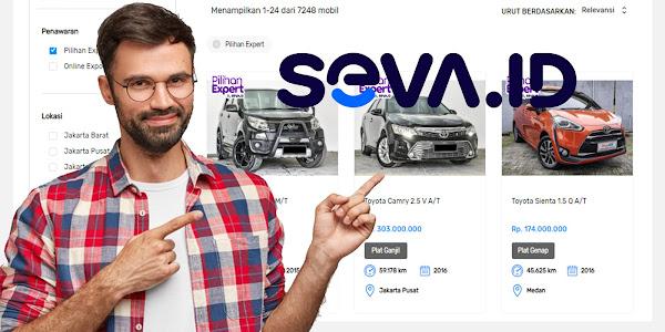 √ SEVA Tempat Mobil Online : Jual Beli Mobil Jadi Lebih Mudah, Aman dan Menang Banyak