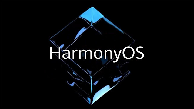 harmony os huawei p40