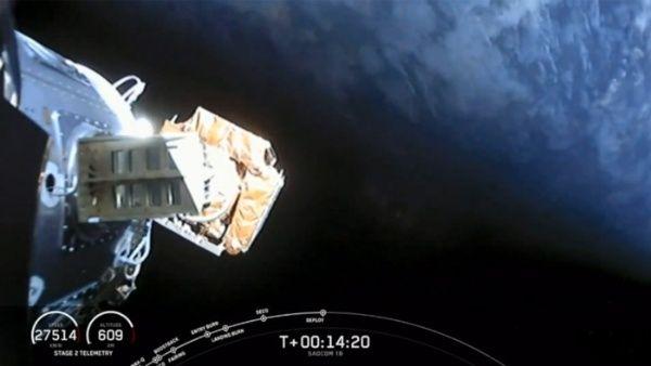 Satélite argentino de observación es lanzado con éxito