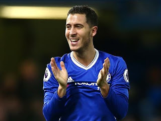 Eden Hazard Could Be Heading to Real Madrid as Mourinho Eyes Ozil