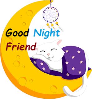 good night friends wallpaper