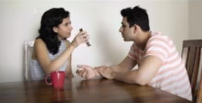 husband wife romantic love story in hindi