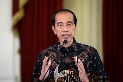 Sambutan di HUT ke-50 IAP, Presiden: Perencanaan Bukan Sekadar Membangun Bangunan