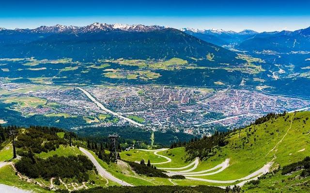 Ngắm vẻ đẹp dãy núi Alps dài nhất Châu Âu 25