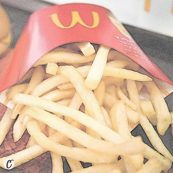 McDonald's French Fries 🍟